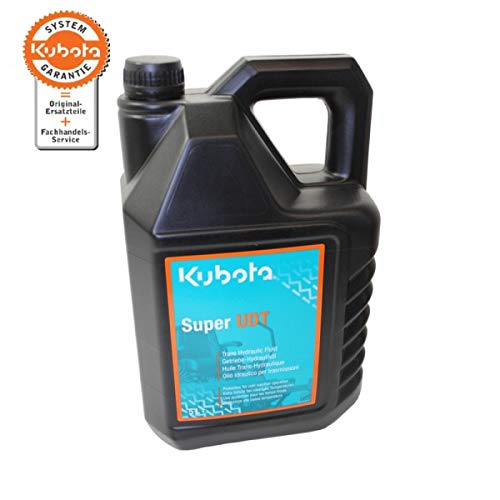 Wallentin & Partner (10,99 EUR/l Original Kubota Getriebeöl, Hydrauilkoel Super UDT 5L Mehrbereichsöl