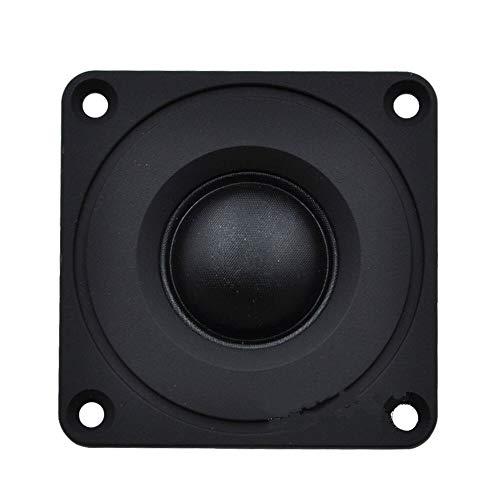 WNJ-TOOL, 2 stücke 51mm Audio Portable Hochtöner Lautsprecher 20 Kern 6 Ohm 15w HiFi Treble Lautsprecher Silk Film Auto Heimkino Lautsprecher