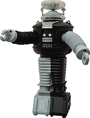 Diamond Select Toys Lost In Space  B9 Electronic Robot Anti-Matter Version Action Figure by Diamond Select