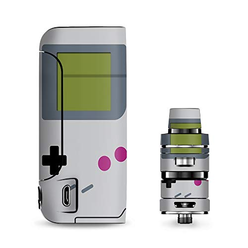 IT'S A SKIN Decal Vinyl Wrap for Vaporesso Armour Pro Cascade Tank Vape Sticker Sleeve Cover/Retro Gamer Handheld