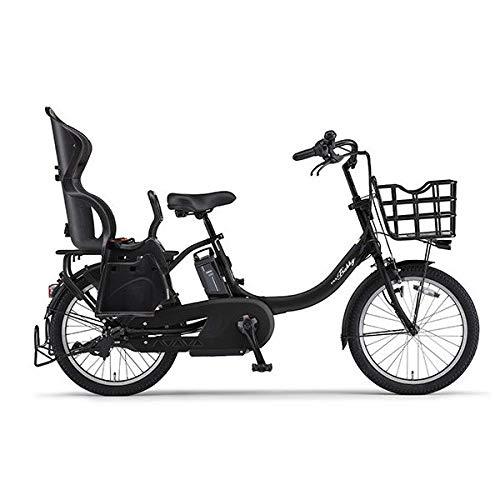 ヤマハ パス 電動アシスト自転車 PAS Babby un SP マットブラック2 PA20BSPR