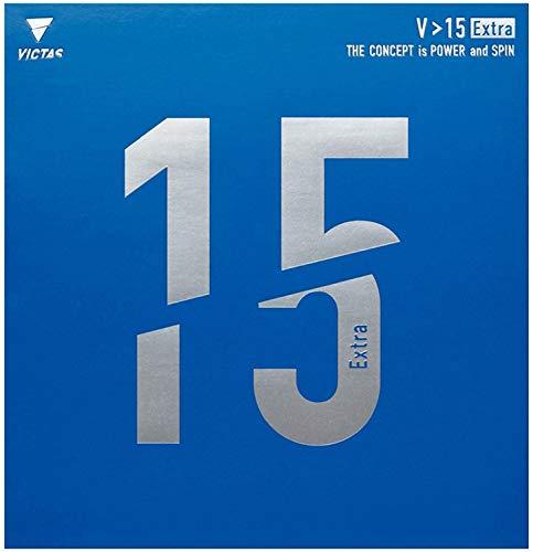 ヴィクタス(VICTAS) 卓球用ラバー V>15 Extra 020461 0020 MAX