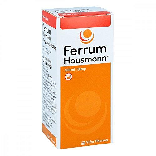 FERRUM HAUSMANN Sirup 200 ml