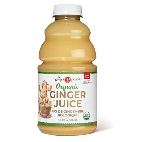 The Ginger People Organic Juice, Organic Ginger Juice, 32 Fl Oz