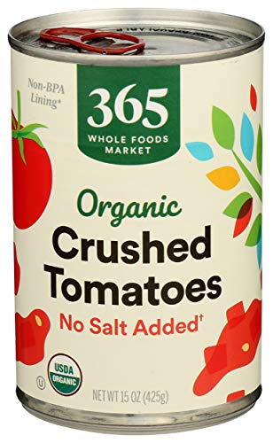 Whole Foods Canned Tomatoes
