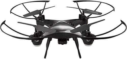 Sky Rider Thunderbird 2 Quadcopter Drone Black with Wi-Fi Camera DRW330B
