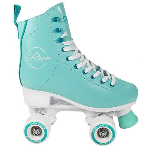 RAVEN Rollschuhe Roller Skates Elle Mint (42(27,5cm))