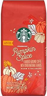 Best starbucks pumpkin spice flavored ground coffee Reviews