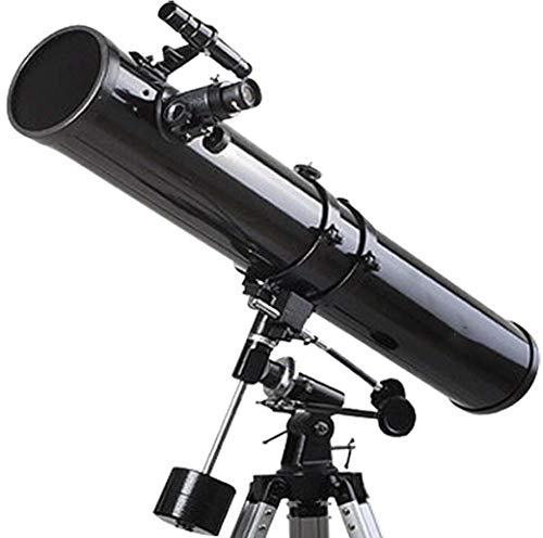 ZTYD Astronomische Telescoop, HD Telescoop Reflectie Double Deep Sky Star View Volwassene Inleiding