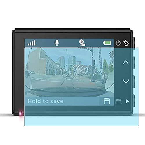 Vaxson 3 Unidades Protector de Pantalla Anti Luz Azul, compatible con Garmin Dash Cam 56 [No Vidrio Templado] TPU Película Protectora