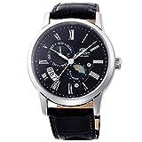 Orient Reloj Analógico para Hombre de Automático con Correa en Cuero FAK00004B0