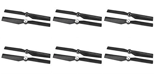 6 x Quantity of Walkera Runner 250 DIY 250-Z-01 Propellers Blades Props Self Tightening 2pc - FAST FROM Orlando, Florida USA! by HobbyFlip