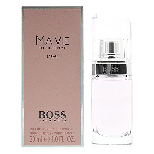 Boss Boss ma vie florale eau de parfum femme woman 1er pack 1 x 30 ml