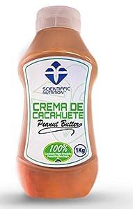 Crema de Cacahuete 1Kg 100% Original Brasil