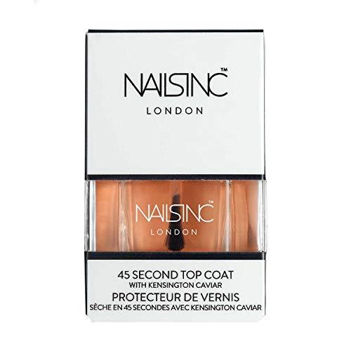 Nails Inc Vernis à ongles top coat 45 secondes