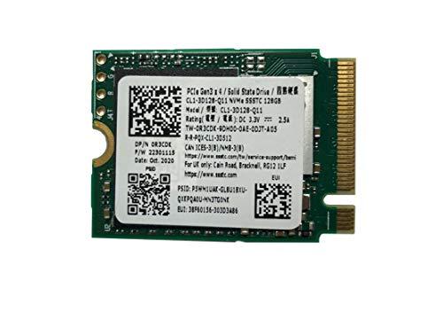 SSSTC CL1 PCIe Gen3 x 4 128GB NVMe M.2 2230 Internal Solid State Drive SSD, Model CL1-3D128-Q11, OEM Package
