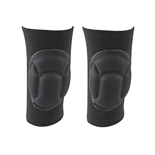 Healifty Kniestütze Unterstützung Schwamm Knieschoner Knieschutz Ärmel für Outdoor-Sport Übung Fitness Volleyball Yoga Polo geeignet für Kinder Jugendliche Erwachsene