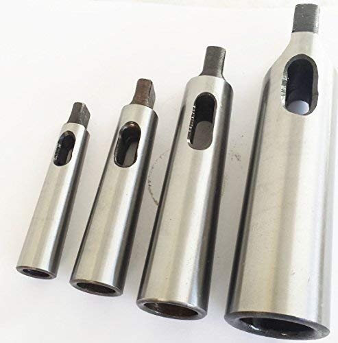Morsekegel Adapter Reduzierung Bohrer Ärmel Drehbank Werkzeug Spindel MT1 MT2 MT3 MT4 MT5 Adapter Reduzierung - MT 1-4 ALL