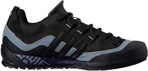 adidasTerrex Swift Solo - Scarpe fitness da esterni uomo, Nero (Black (Black1/Black)), 42
