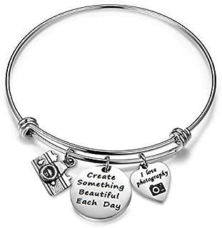 love photography bracelet