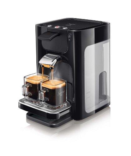 Senseo Quadrante HD7866/61 – Cafetera (Independiente, Máquina de