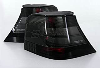 Hella Black Smoke Euro E-Code Tail Light Rear Lamp For VW Golf MK4 4 R Anniversary