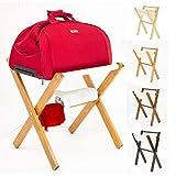 ZStyle Porta valigie portavaligia reggivaligie Legno Camera Letto arredo Design ciliegio B&B albergo Hotel …