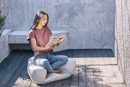 Alexia Meditation Seat (Fabric, Sand)