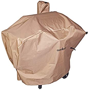 Camp Chef Full-Length Patio Cover DLX 24  SmokePro 24  Woodwind Pellet Grills  Full-Length
