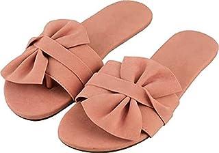 Women Fancy Flat Heel Sandal-(12702)