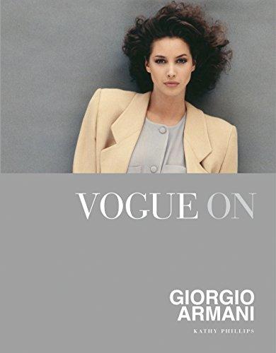 Vogue on: Giorgio Armani: Vogue on Designers