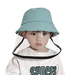General Cappellino Protettivo con Visiera Bambini 2-8 Anni – Kids Hat with Shield 2-8 Years Old