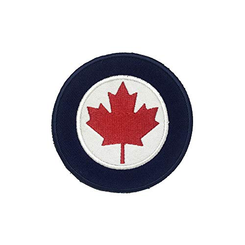 Parche táctico OYSTERBOY Canada Air Force Roundel