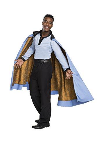 Fantasia Rubies Costume Company Inc Star Wars Lando Calrissian Multicor