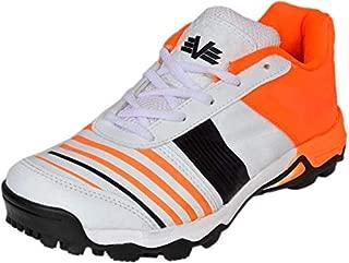 Vijayanti V-OC99 Orange Cricket Shoes