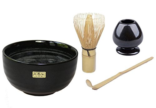 Quertee - Set per tè Matcha - Originale giapponese Matcha