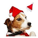Goosuny Haustier Weihnachtsmütze Hundemütze Plüschmütze Katzen Hunden Christmas Hut Hundehüte Weihnachten Dekorationen Für 2019 Jahre