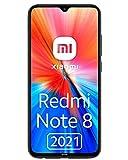 """Smartphone Xiaomi Redmi Note 8 2021 Tim Space Black 6.3"""" 4gb/64gb Dual Sim"""