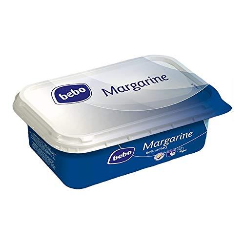 Bebo Margarine 24 Schalen x 250 Gramm