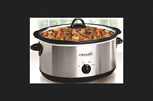 better chef crock pots Sunbeam Products Inc 7QT SLV Slow Cooker