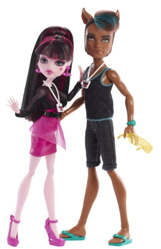 Monster High - Pack 2 muñecas Music Festival (Mattel BBR83)