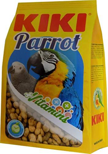 KIKI Parrot Cacahuetes con cáscara para pájaros - Bolsa de 2 kg.
