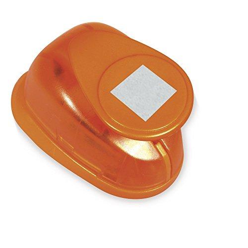 Rayher Pons vierkant ø 1,8x1,8cm, 1 inch, geschikt voor papier/karton tot 200g/m2