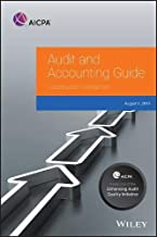 Audit and Accounting Guide: Construction Contractors, 2019 (AICPA Audit and Accounting Guide)