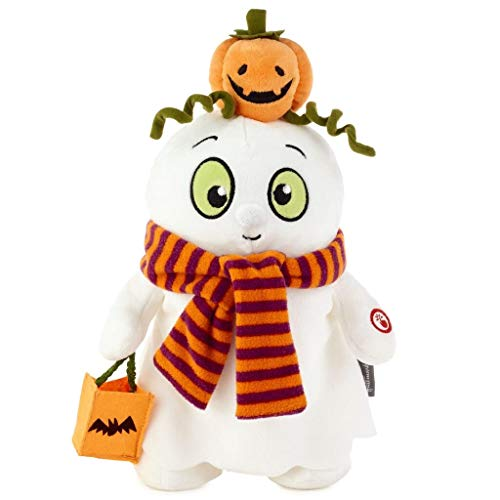 HMK Musical Trick 'n' Treat Ghost Stuffed Animal with Motion