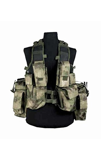 Einsatzweste Tactical 12Ta. Mil-TACS FG