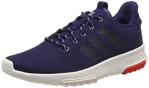 adidas CF Racer TR, Zapatillas de Running Hombre, Azul (Dark Blue/Legend Ink/Active Red Dark Blue/Legend Ink/Active Red), 40 2/3 EU