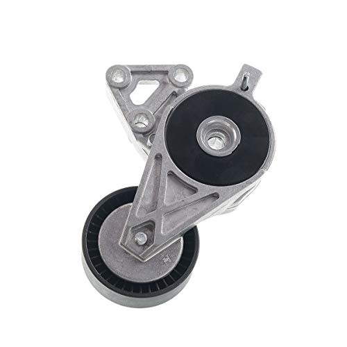 A-Premium Accessory Drive Belt Tensioner Assembly Compatible with Audi A3 S3 TT Seat Cordoba Leon Volkswagen Beetle Clasico Golf Polo 1998-2015