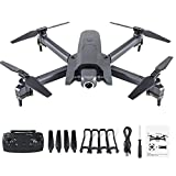 HRYHY Long-Range Drone Flight WiFi FPV Professional Drone with Camera HD 4K Helicopter Foldable Quadcopter, Support One-Click Return