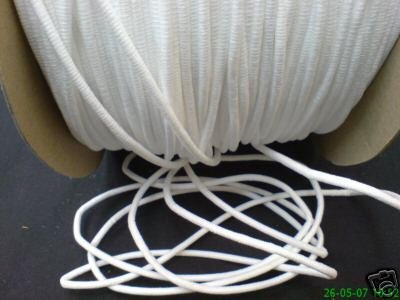 5MM WASHABLE PIPING CORD 25 METRES UPHOLSTERY SUPPLIES